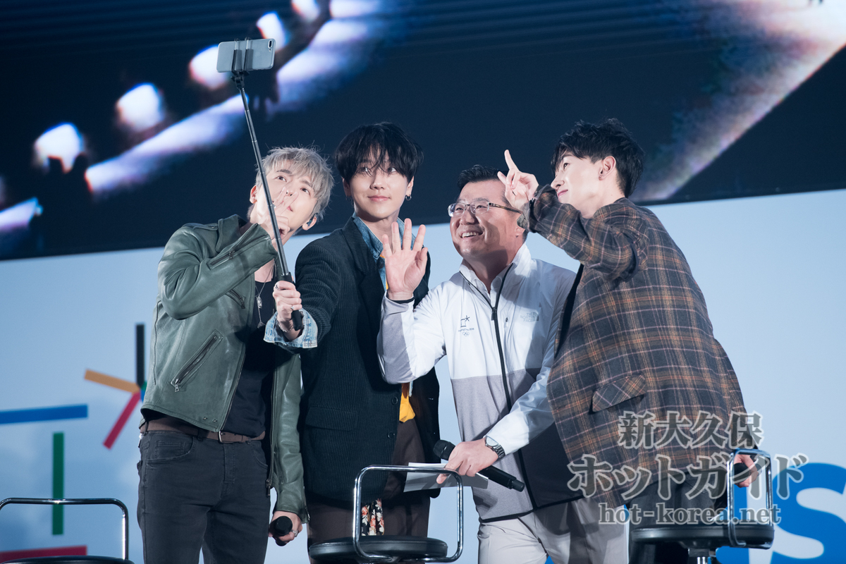Super Junior ドンヘ / イェソン / ウニョク