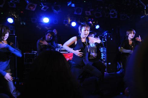 2012年3月17日 ~元気ガラガラGO!!祭~ vol.5 にて