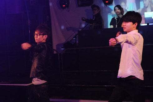 2012年4月7日「Kpop中毒祭vol.11☆新人祭りダヨ!」にて