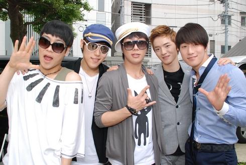 2011年6月19日 東日本大震災復興支援 韓日友好チャリティー広場にて