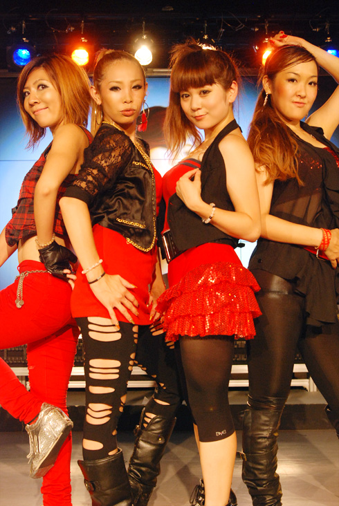 2011年8月14日「K-POP OBON NIGHT In Seichi」3日目にて