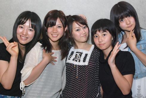 2011年6月5日「Kpop中毒祭 vol.7 ~1周年記念Party~」にて