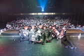 興奮と涙の2時間半 爆弾少年団が感謝の初単独公演「PLAY 2 STORY」開催