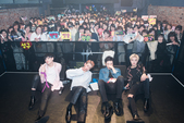 HIGH4 Concert 2017 'Round 2'最終日 集合写真