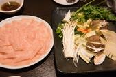 [ソウル本家]済州島料理 鶏しゃぶしゃぶ