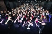 初発表会も大盛況! GAZA K-POP DANCE STUDIO
