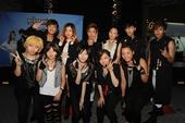 [お台場韓流フェスティバル]F1RSTライブ・K-POPカバーダンス(2012年8月18日)