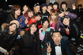 DREAM ON! VOL.7 EAST ROUND 終了後(2012/1/5)