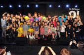 [K-STAGE-O!]K☆STAGE PARTY vol.4 出演者集合写真 5tionと
