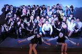 バナナパーティ Vol.3出演者集合写真(2013/5/26)