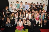[bto]ブンシャカ祭りVol.4 出演者集合写真(2013/6/8)