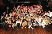 IMPAKT -fourth- 出演者集合写真(2013/9/29)