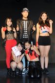 [イ・ジュソン K-POPカバーダンスコンテスト2014]特別賞 Afrogirls