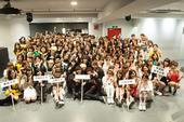 大学生サークル対抗 K-POP カバーダンス コンテスト 集合写真