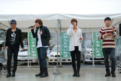 [第4回農山村ふれあい市場]KINOライブ(2011/11/06)