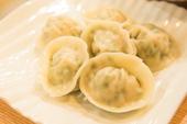 [コサム冷麺専門店] 手作り肉餃子