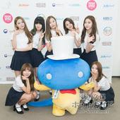 CLC 2016 K-POP World Festival in TOKYO フォトセッション