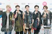 MR.MR 2016 K-POP World Festival in TOKYO フォトセッション