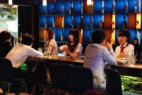 韓国人スタッフはみな日本語も話せます