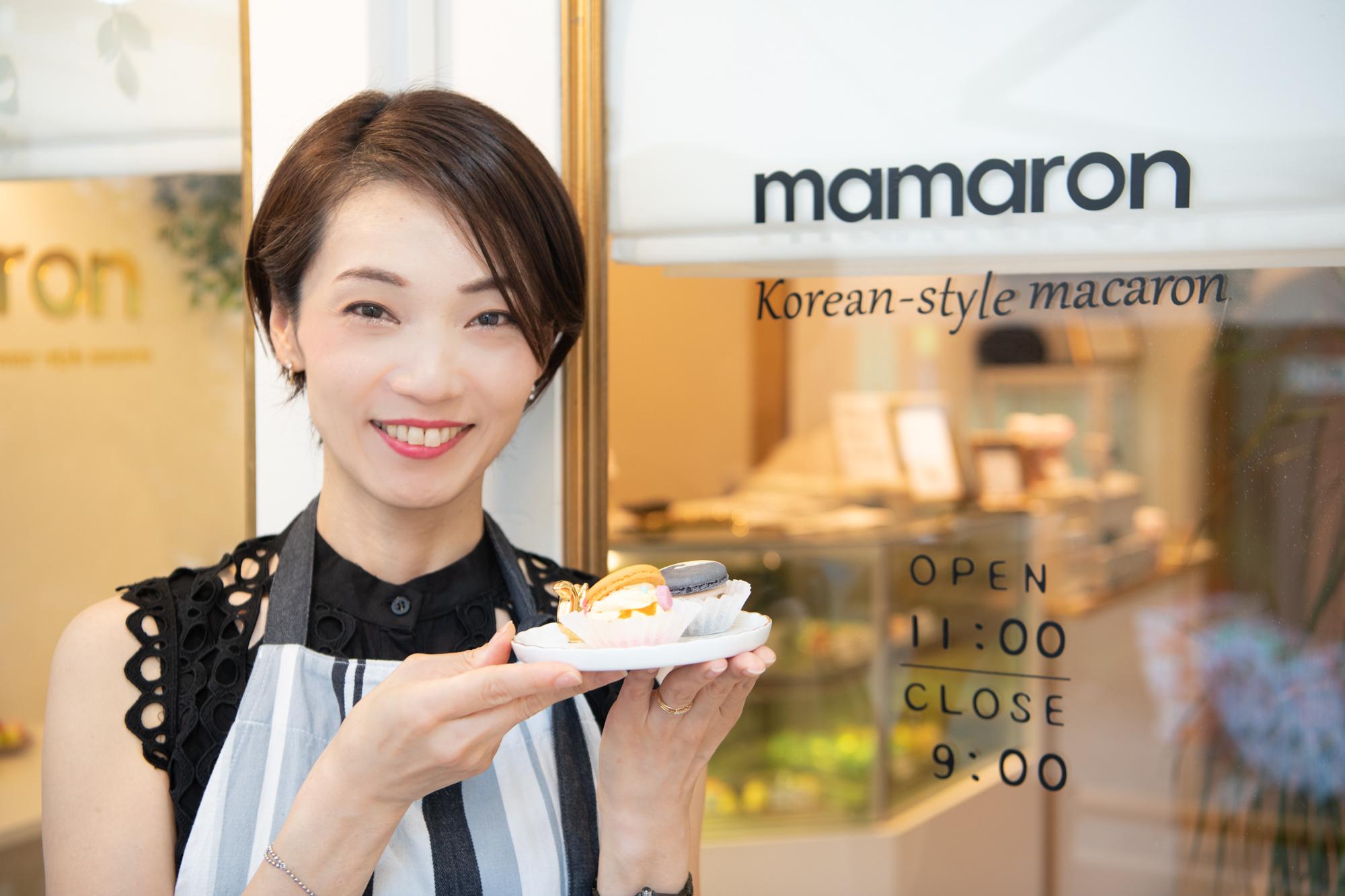 店長のKEIKOさん