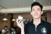 ベトナムカフェ EGG COFFEE(エッグコーヒー)