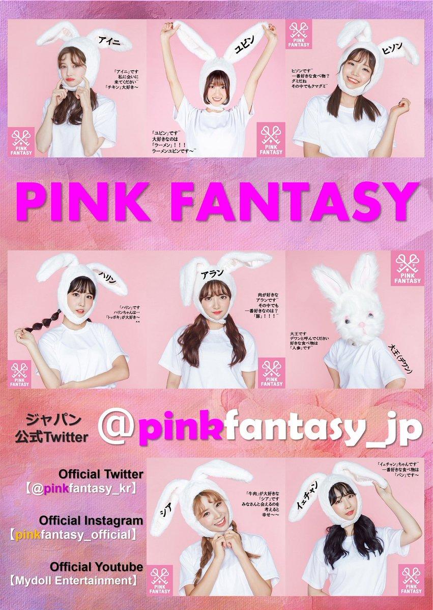 5/16(木)-5/25(土) ピンクファンタジー PINK FANTASY 5月コンサート
