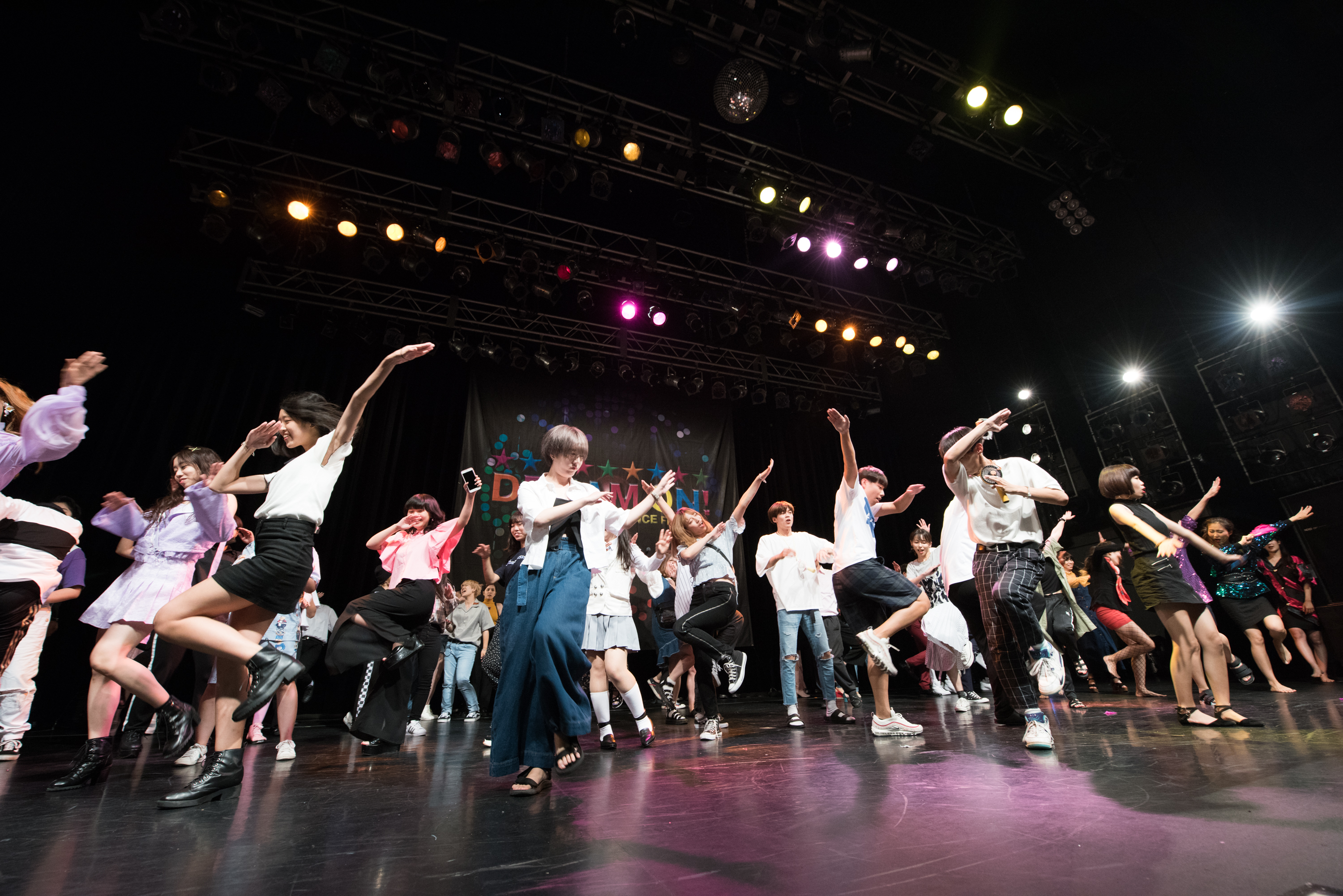 1/12(土)・13(日) K-POP COVER DANCE FES. DREAM ON! Vol.19