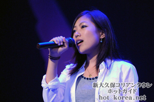 「K-POPコンテスト」大賞の井村恭子さん