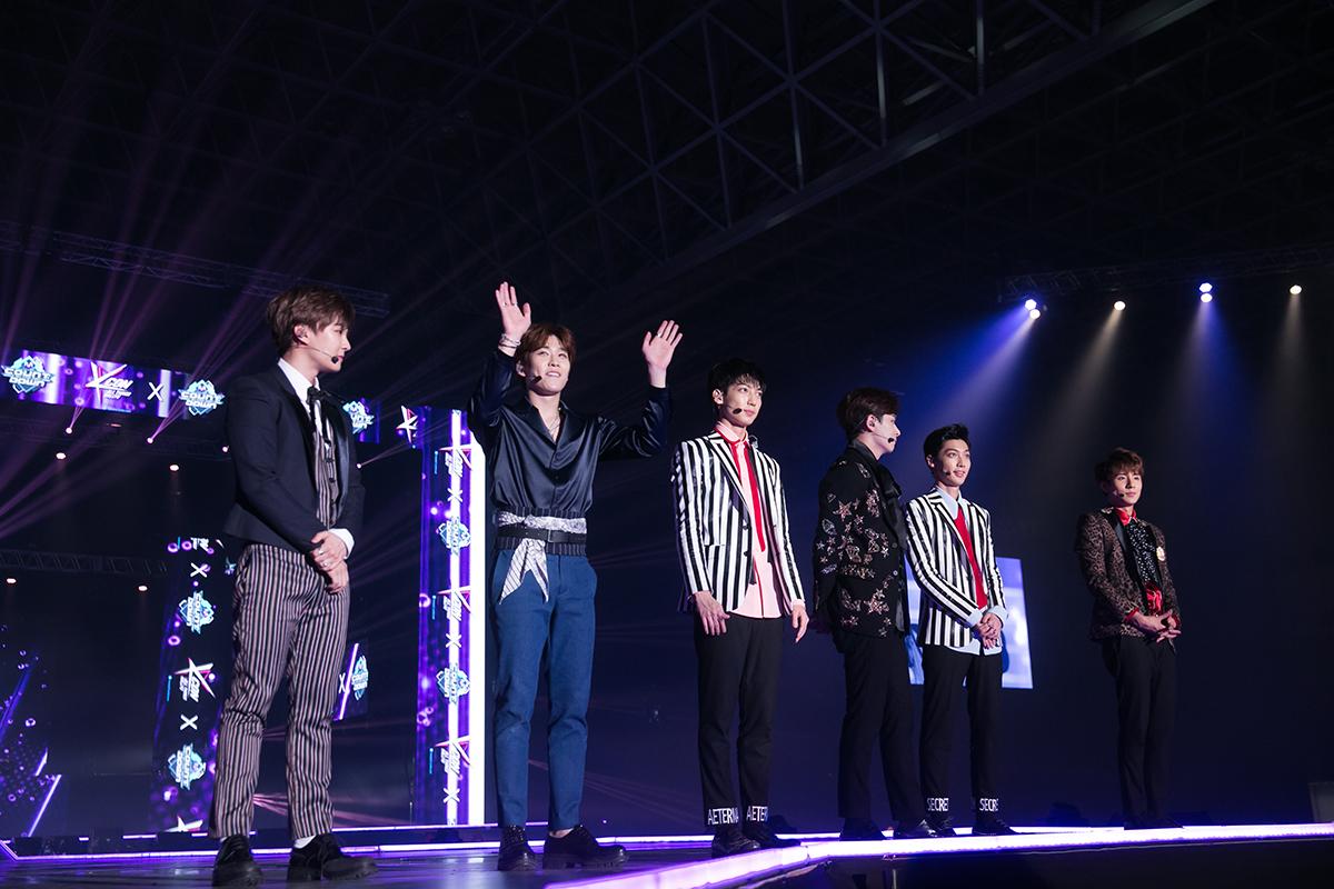 KCON 2016 Japan_BOYFRIEND (8)