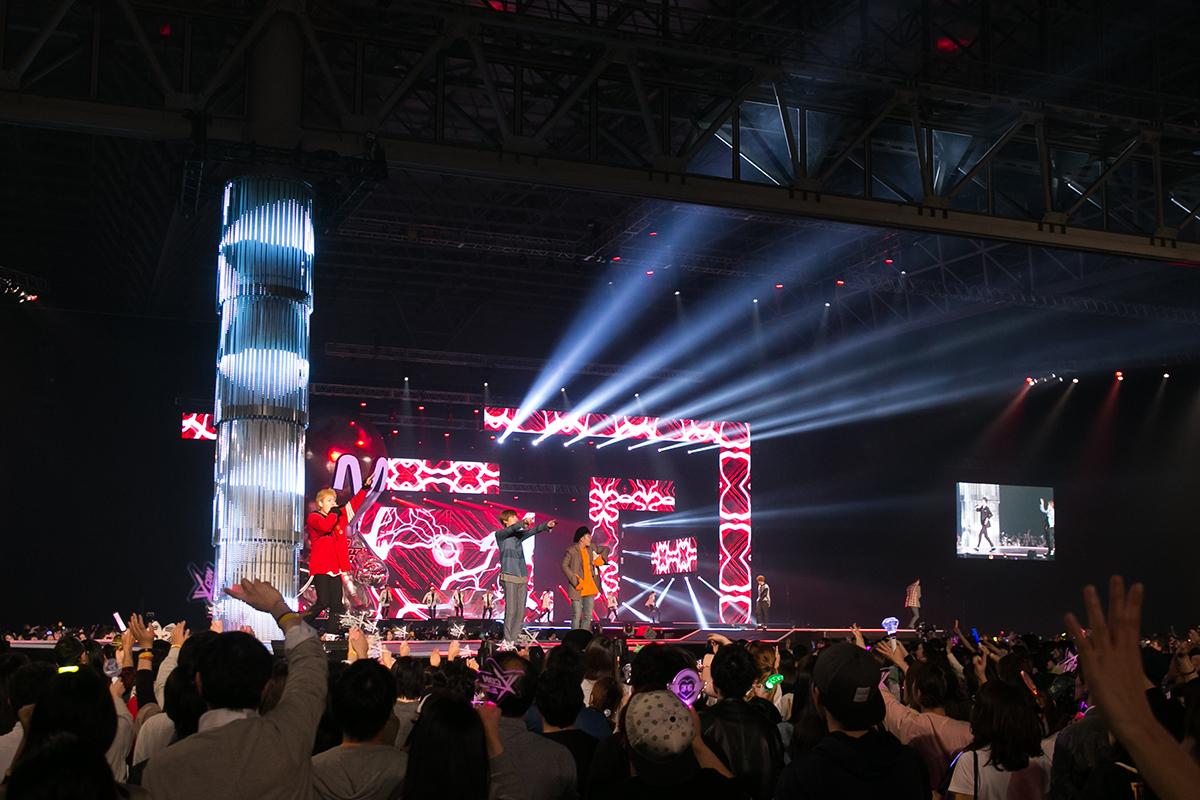 KCON 2016 Japan_Block B  (14)
