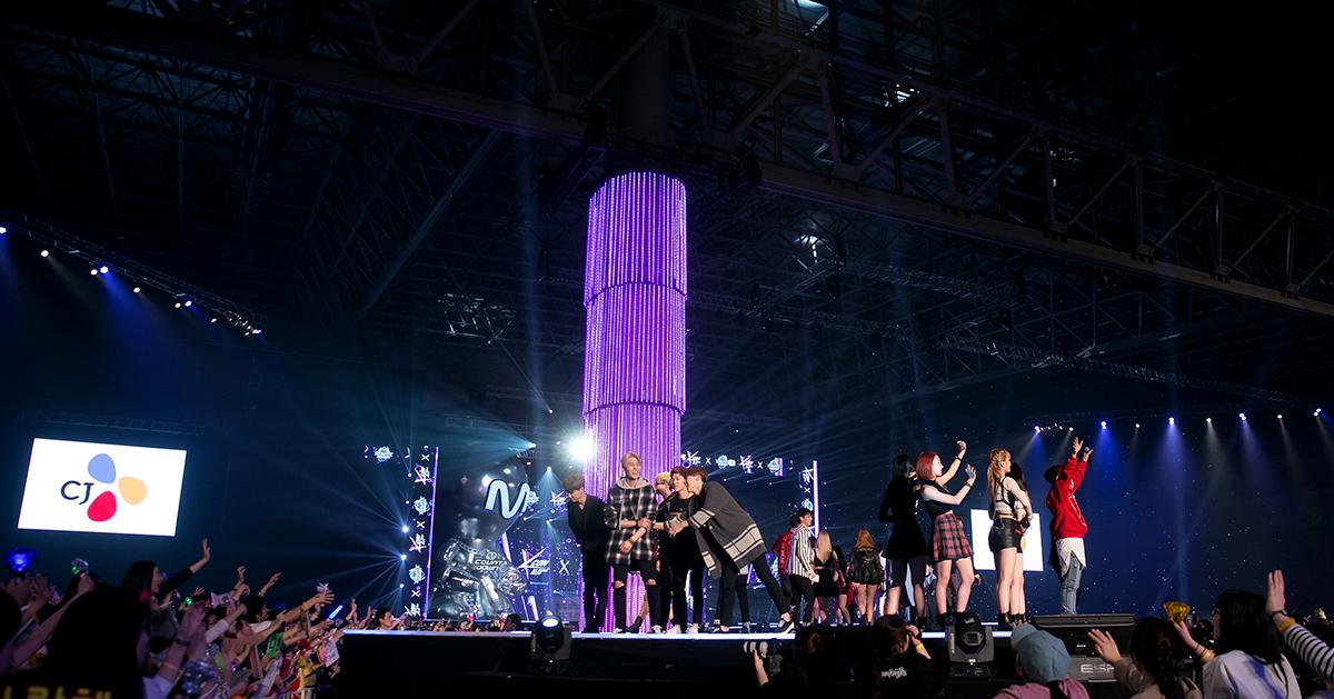 KCON 2016 Japan_Ending (6)