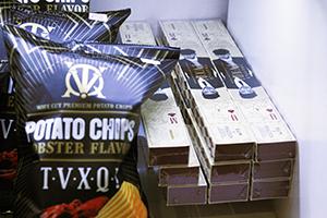 ★ポテトチップス 780円 ★チョコレート 1,480円