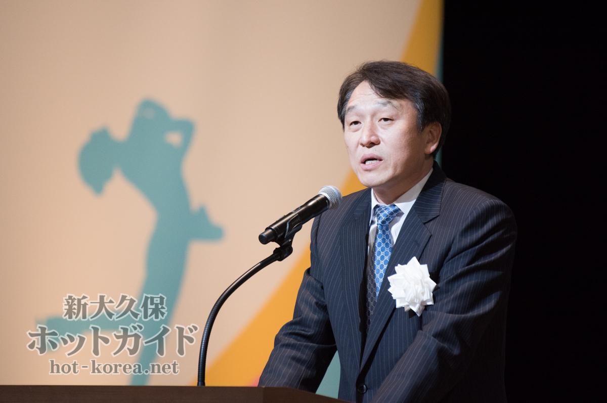 韓国観光公社 チョン・チャンス社長